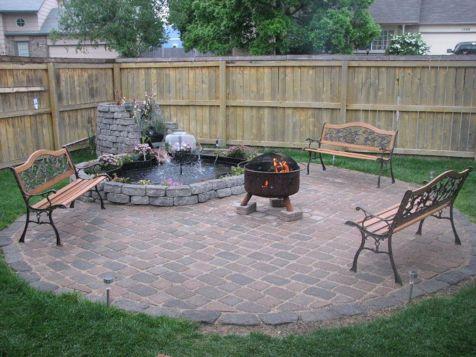 Best Backyard Firepit Ideas 121