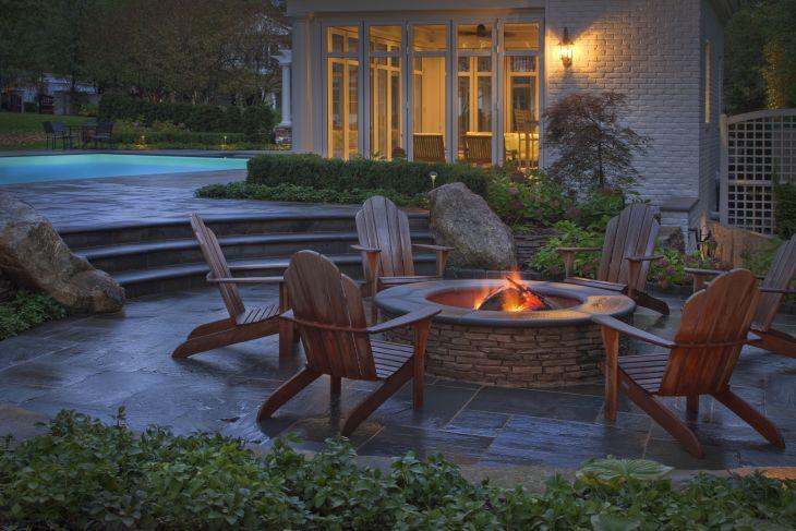 Best Backyard Firepit Ideas 122