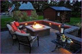 Best Backyard Firepit Ideas 13