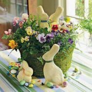 Easter Flower Arrangements As Your Table Decoration 11