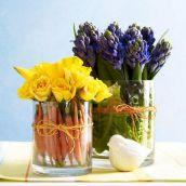 Easter Flower Arrangements As Your Table Decoration 15