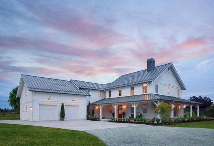 Farmhouse Exterior Design 1