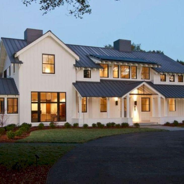 Farmhouse Exterior Design 10