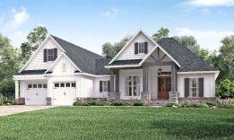 Farmhouse Exterior Design 22