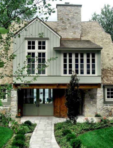 Farmhouse Exterior Design 8