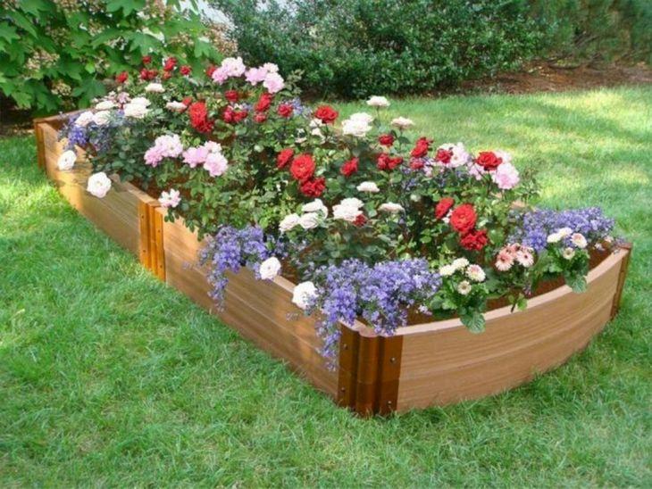 Flower Bed Designs 114