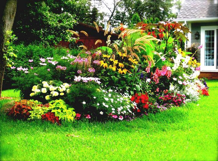 Flower Bed Designs 118