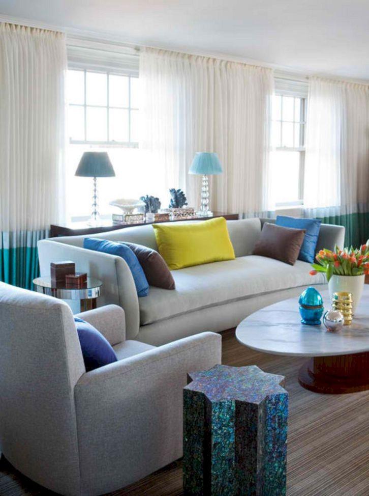 Fresh Color Palette For Living Room 19