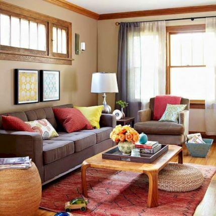 Fresh Color Palette For Living Room 22