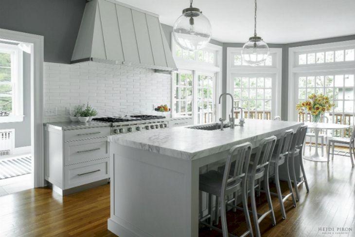 Gray Kitchen Ideas 211