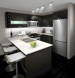 Gray Kitchen Ideas 24