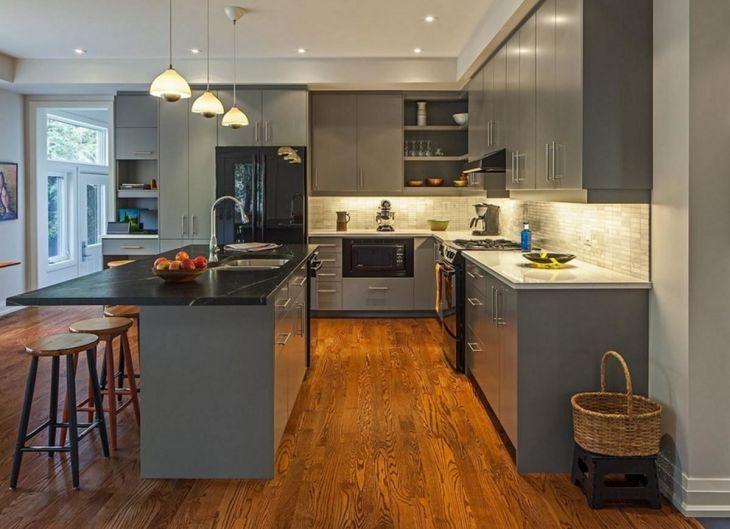 Best Gray Kitchen Design Ideas