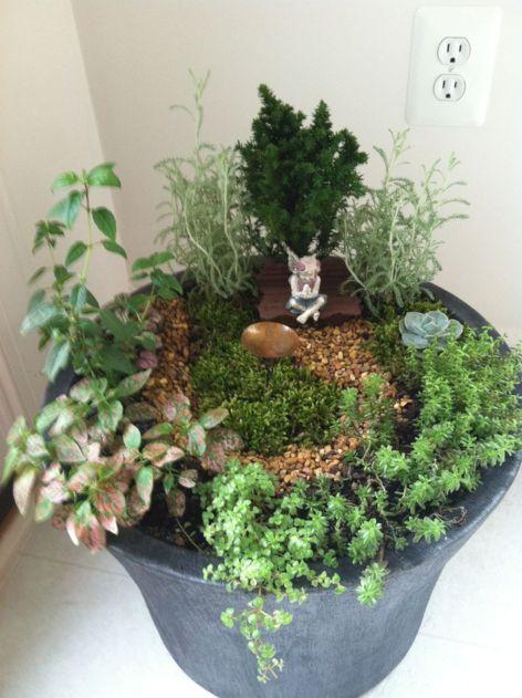 Indoor Fairy Garden Ideas 25