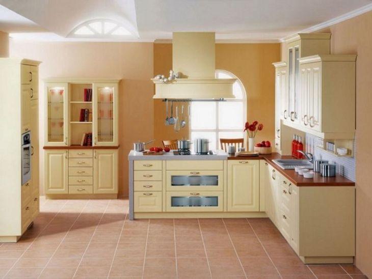 Kitchen Color Schemes Ideas 11