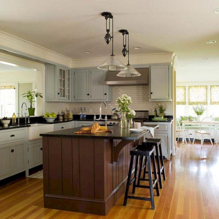 Kitchen Color Schemes Ideas 14