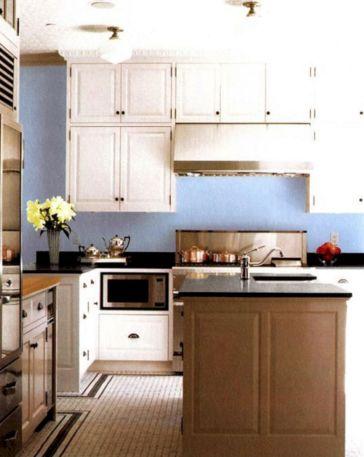 Kitchen Color Schemes Ideas 22