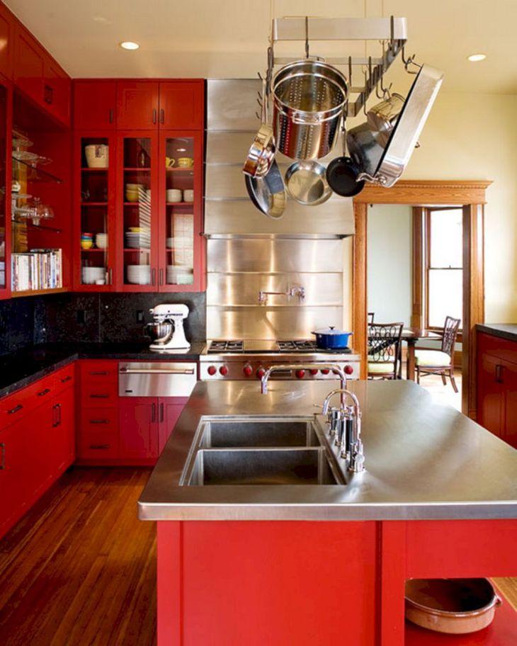 Kitchen Color Schemes Ideas 5