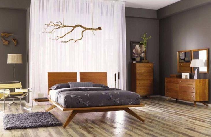 Modern Mid Century Bedroom Decor Ideas 11