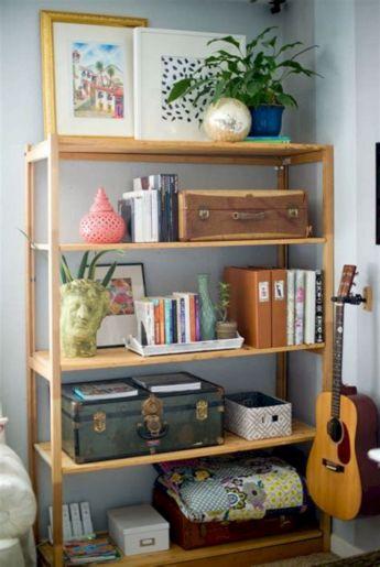 Simple Living Shelving Ideas 6