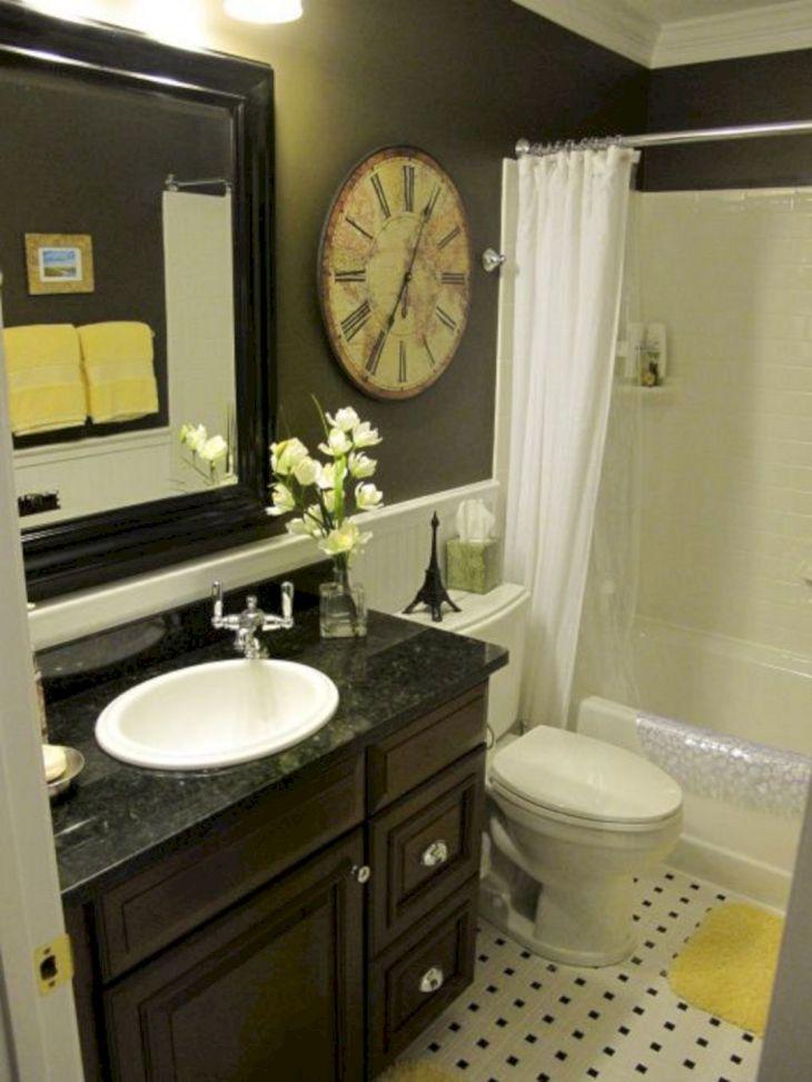 Small Full Bathroom Remodel Ideas 18
