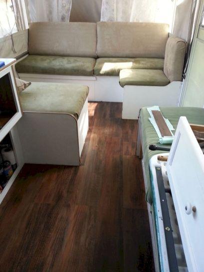 Wooden Flooring Ideas for RV 120