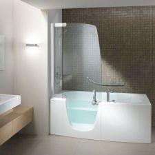 Modern Bath Shower Combination 25