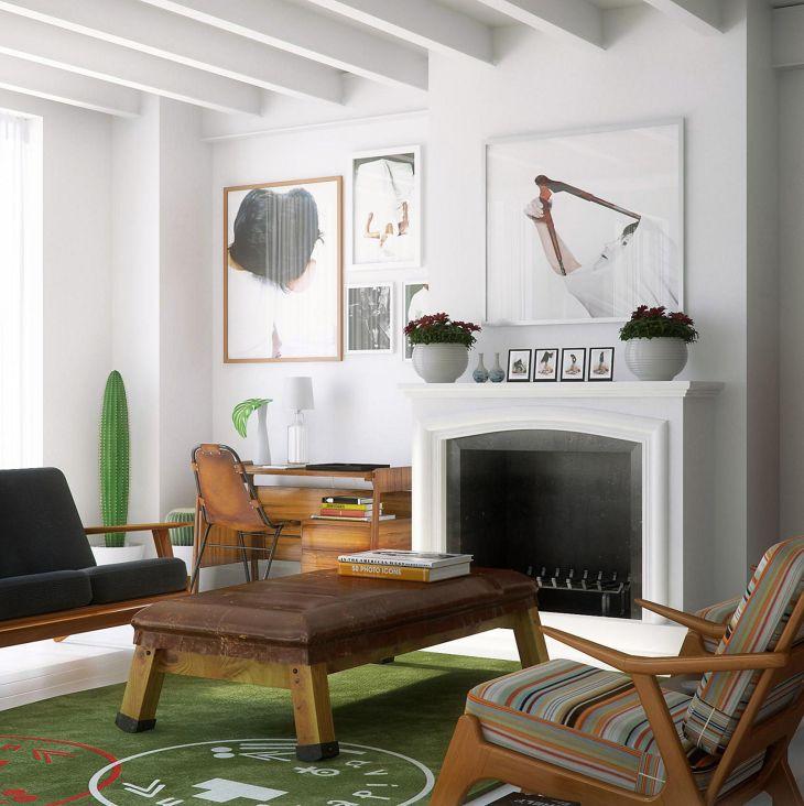 Modern Living Room Furniture Ideas 9