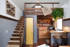 Modern Tiny House Interior 11