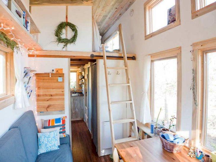 Modern Tiny House Interior 13