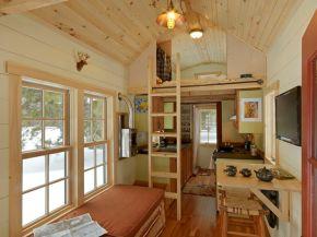 Modern Tiny House Interior 15