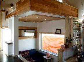 Modern Tiny House Interior 16