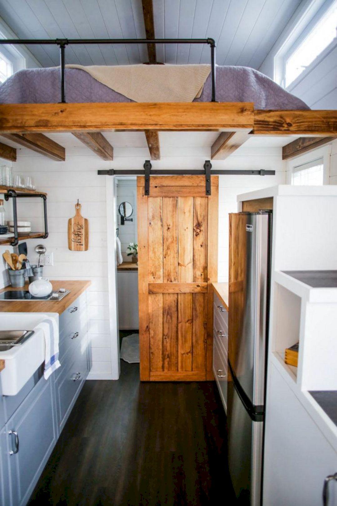 Modern Tiny House Interior 18 - DECOREDO
