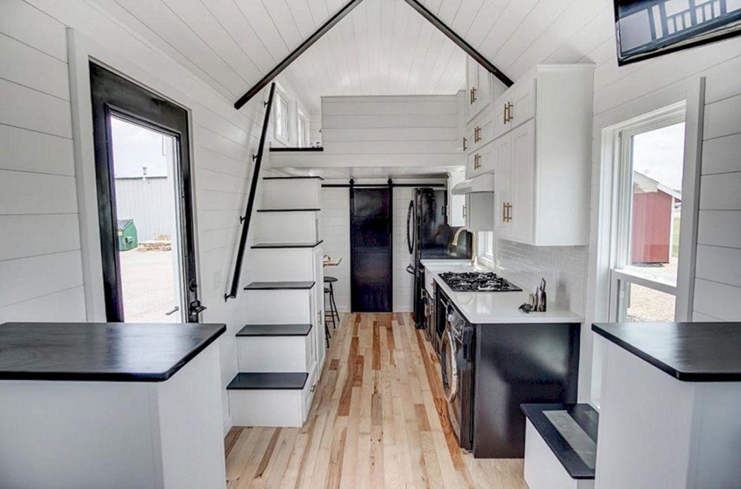 Amazing 22 Modern Tiny House Interior Design Ideas - DECOREDO on Modern House Ideas Interior  id=46325