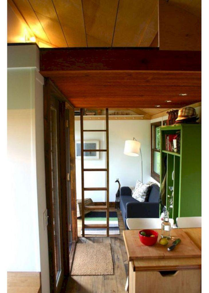 Modern Tiny House Interior 4