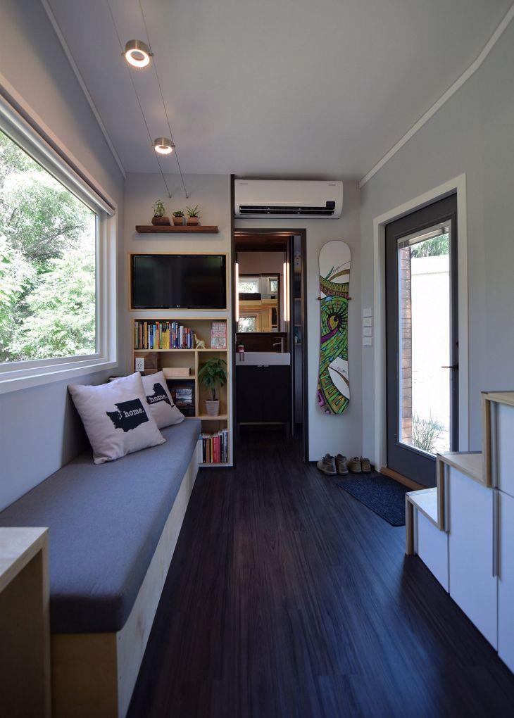 Modern Tiny House Interior 7
