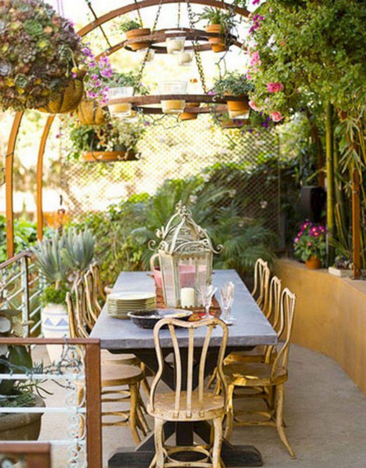 Outdoor Dining in Your Garden 121