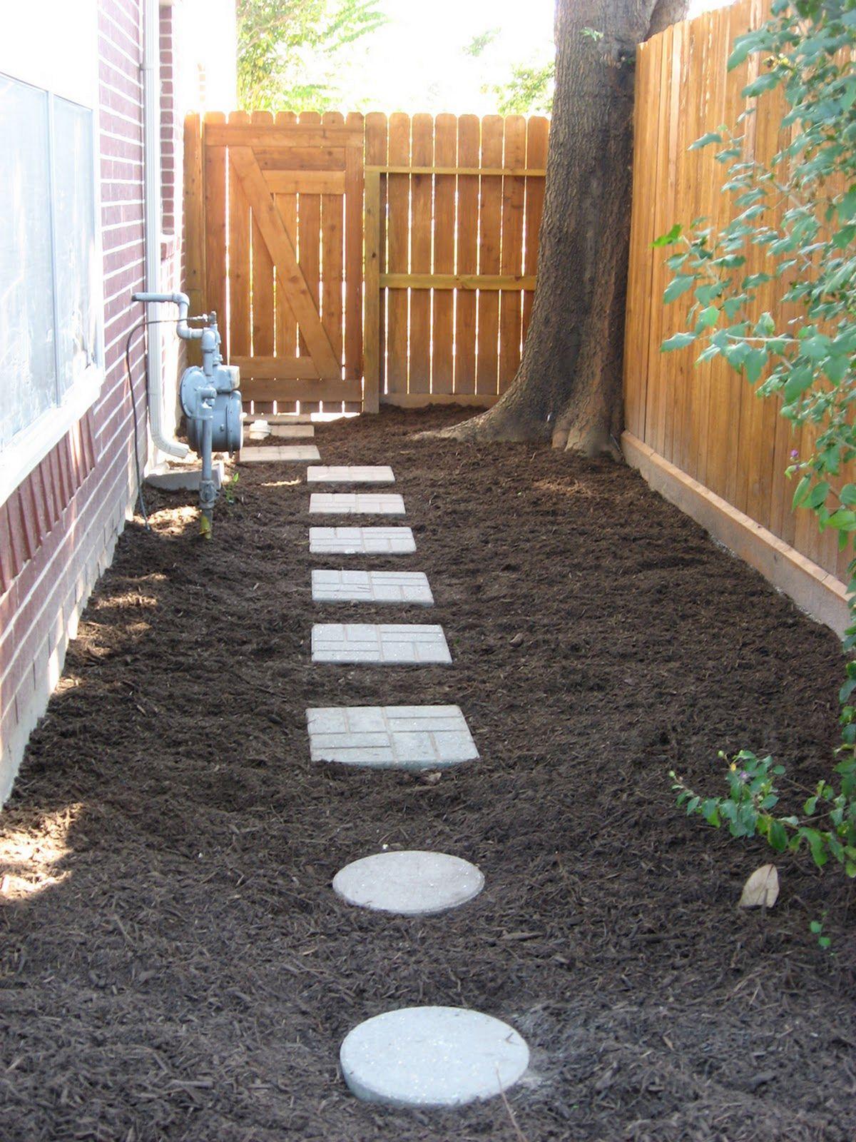 Help Landscaping Ideas