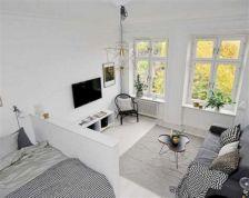 Small One Room Apartment Interior 2