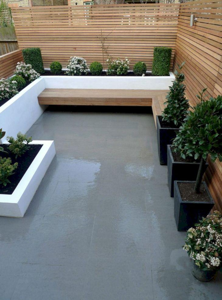 Small Outdoor Garden Decor Ideas 13