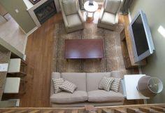 Small Rectangular Living Room Furniture 12
