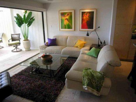 Small Rectangular Living Room Furniture 15