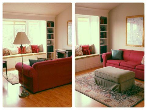 Small Rectangular Living Room Furniture 16