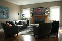 Small Rectangular Living Room Furniture 24