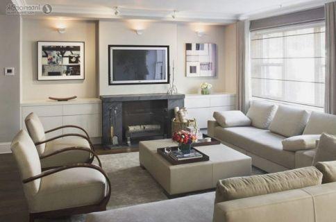 Small Rectangular Living Room Furniture 8