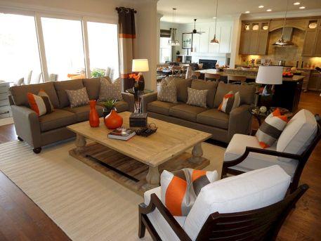 Small Rectangular Living Room Furniture 9