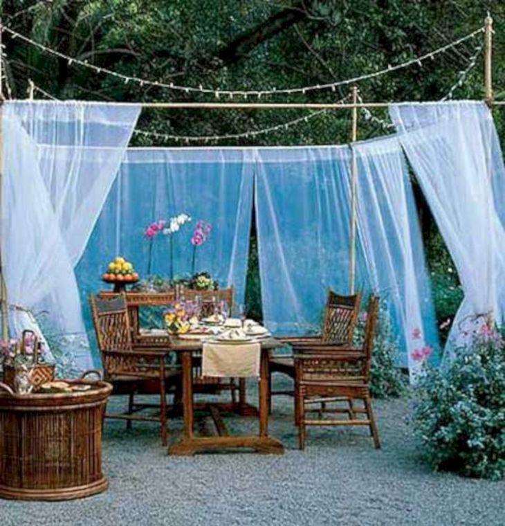 Summer Outdoor Decorating Ideas 11