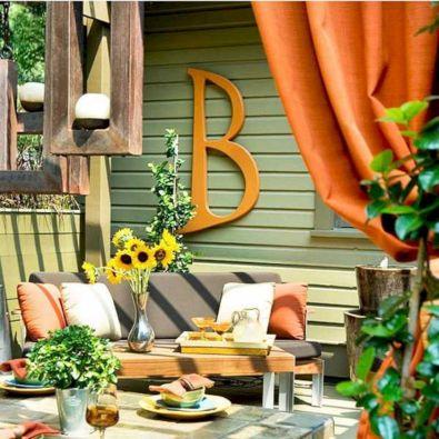 Summer Outdoor Decorating Ideas 14