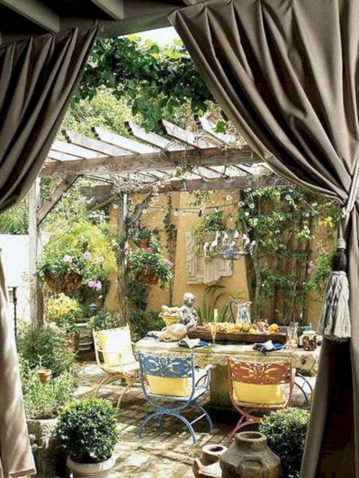 Summer Outdoor Decorating Ideas 15