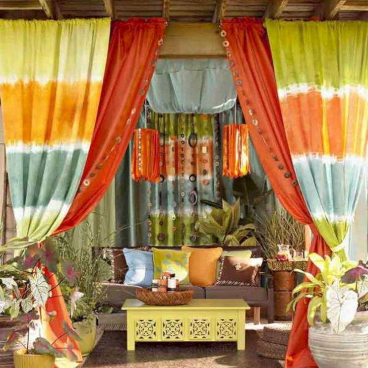 Summer Outdoor Decorating Ideas 16