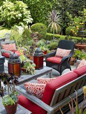 Summer Outdoor Decorating Ideas 6